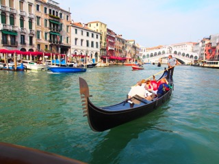 GrandeCanal Gondola